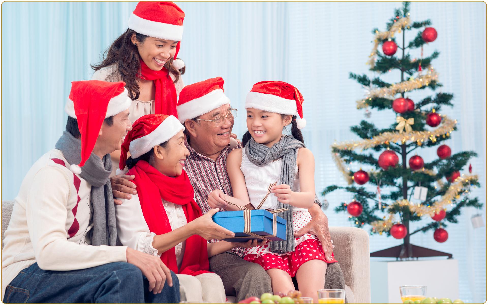 MHC health screening - christmas